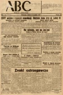 ABC : nowiny codzienne. 1937, nr132 |PDF|