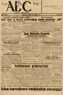 ABC : nowiny codzienne. 1937, nr133 |PDF|