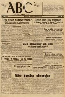 ABC : nowiny codzienne. 1937, nr136 |PDF|
