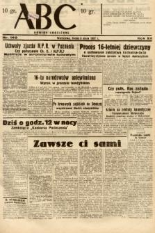 ABC : nowiny codzienne. 1937, nr140  PDF 