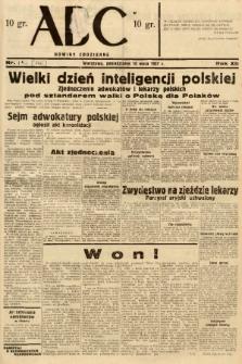 ABC : nowiny codzienne. 1937, nr146 [ocenzurowany] |PDF|