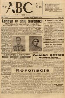 ABC : nowiny codzienne. 1937, nr148  PDF 