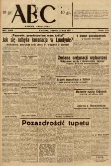 ABC : nowiny codzienne. 1937, nr149 |PDF|