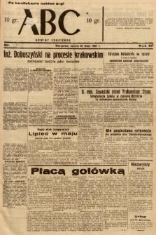 ABC : nowiny codzienne. 1937, nr160 [ocenzurowany] |PDF|