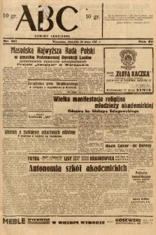 ABC : nowiny codzienne. 1937, nr161 |PDF|
