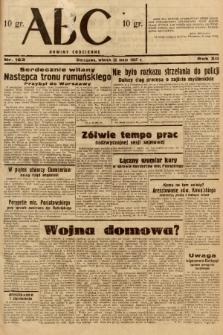 ABC : nowiny codzienne. 1937, nr163  PDF 