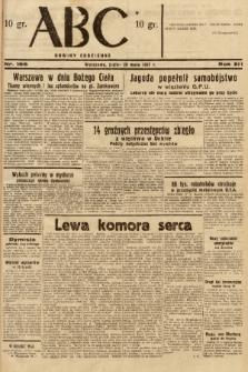 ABC : nowiny codzienne. 1937, nr166  PDF 