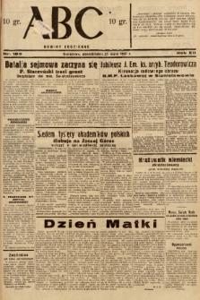 ABC : nowiny codzienne. 1937, nr169 |PDF|