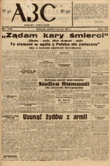 ABC : nowiny codzienne. 1937, nr178 |PDF|