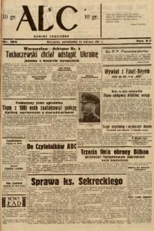 ABC : nowiny codzienne. 1937, nr184 |PDF|