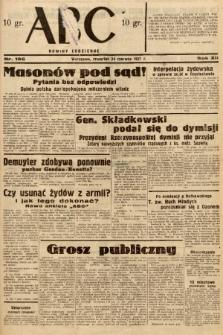ABC : nowiny codzienne. 1937, nr196  PDF 