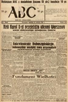 ABC : nowiny codzienne. 1937, nr199 |PDF|
