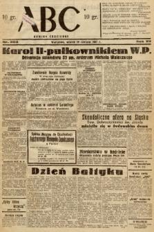 ABC : nowiny codzienne. 1937, nr203 |PDF|