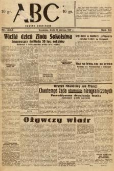 ABC : nowiny codzienne. 1937, nr204 |PDF|