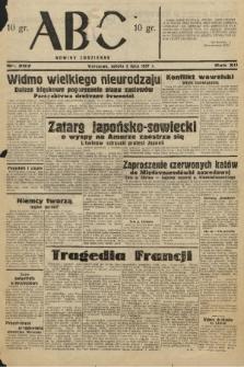 ABC : nowiny codzienne. 1937, nr207 |PDF|