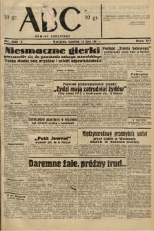 ABC : nowiny codzienne. 1937, nr221 A  PDF 