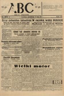 ABC : nowiny codzienne. 1937, nr225 A |PDF|