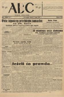 ABC : nowiny codzienne. 1937, nr227 A |PDF|