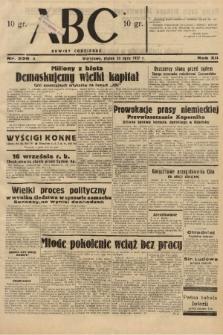 ABC : nowiny codzienne. 1937, nr229 A  PDF 