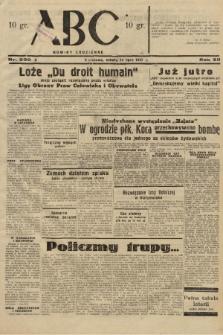 ABC : nowiny codzienne. 1937, nr230 A |PDF|