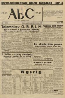 ABC : nowiny codzienne. 1937, nr232 A |PDF|
