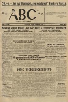 ABC : nowiny codzienne. 1937, nr244 A |PDF|