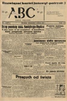 ABC : nowiny codzienne. 1937, nr247 A  PDF 
