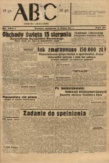 ABC : nowiny codzienne. 1937, nr254 A |PDF|
