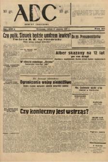 ABC : nowiny codzienne. 1937, nr261 A  PDF 