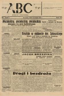 ABC : nowiny codzienne. 1937, nr265 A |PDF|