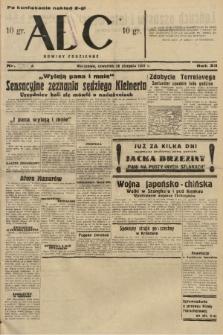 ABC : nowiny codzienne. 1937, nr[267] A [ocenzurowany] |PDF|