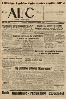 ABC : nowiny codzienne. 1937, nr283 A |PDF|