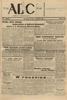 ABC : nowiny codzienne. 1937, nr288 A |PDF|