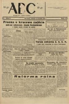 ABC : nowiny codzienne. 1937, nr292 A |PDF|