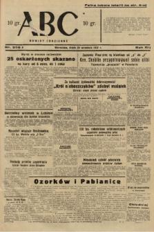 ABC : nowiny codzienne. 1937, nr309 A |PDF|