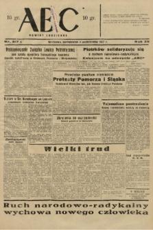 ABC : nowiny codzienne. 1937, nr317 A |PDF|
