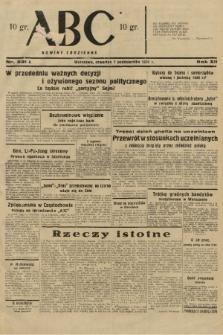 ABC : nowiny codzienne. 1937, nr321 A |PDF|