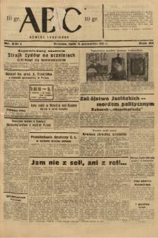 ABC : nowiny codzienne. 1937, nr331 A |PDF|