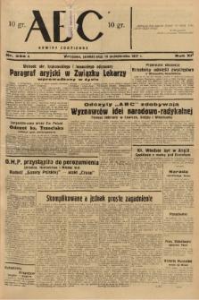 ABC : nowiny codzienne. 1937, nr334 A |PDF|