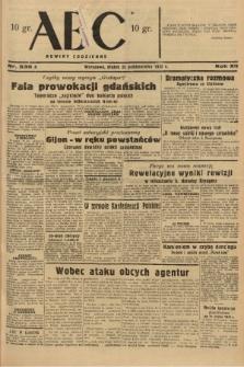 ABC : nowiny codzienne. 1937, nr338 A |PDF|