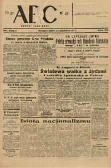 ABC : nowiny codzienne. 1937, nr339 A |PDF|