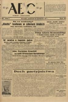 ABC : nowiny codzienne. 1937, nr341 A |PDF|