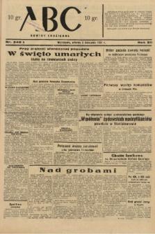 ABC : nowiny codzienne. 1937, nr349 A  PDF 