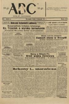 ABC : nowiny codzienne. 1937, nr350 A |PDF|