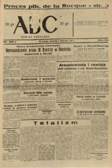 ABC : nowiny codzienne. 1937, nr351 A |PDF|