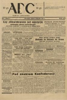 ABC : nowiny codzienne. 1937, nr352 A |PDF|