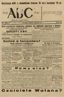 ABC : nowiny codzienne. 1937, nr354 A |PDF|