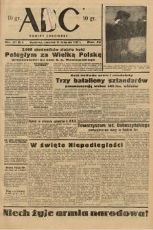 ABC : nowiny codzienne. 1937, nr358 A |PDF|