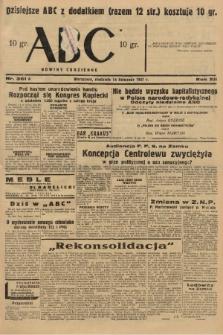ABC : nowiny codzienne. 1937, nr361 A |PDF|