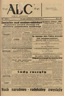 ABC : nowiny codzienne. 1937, nr363 A |PDF|